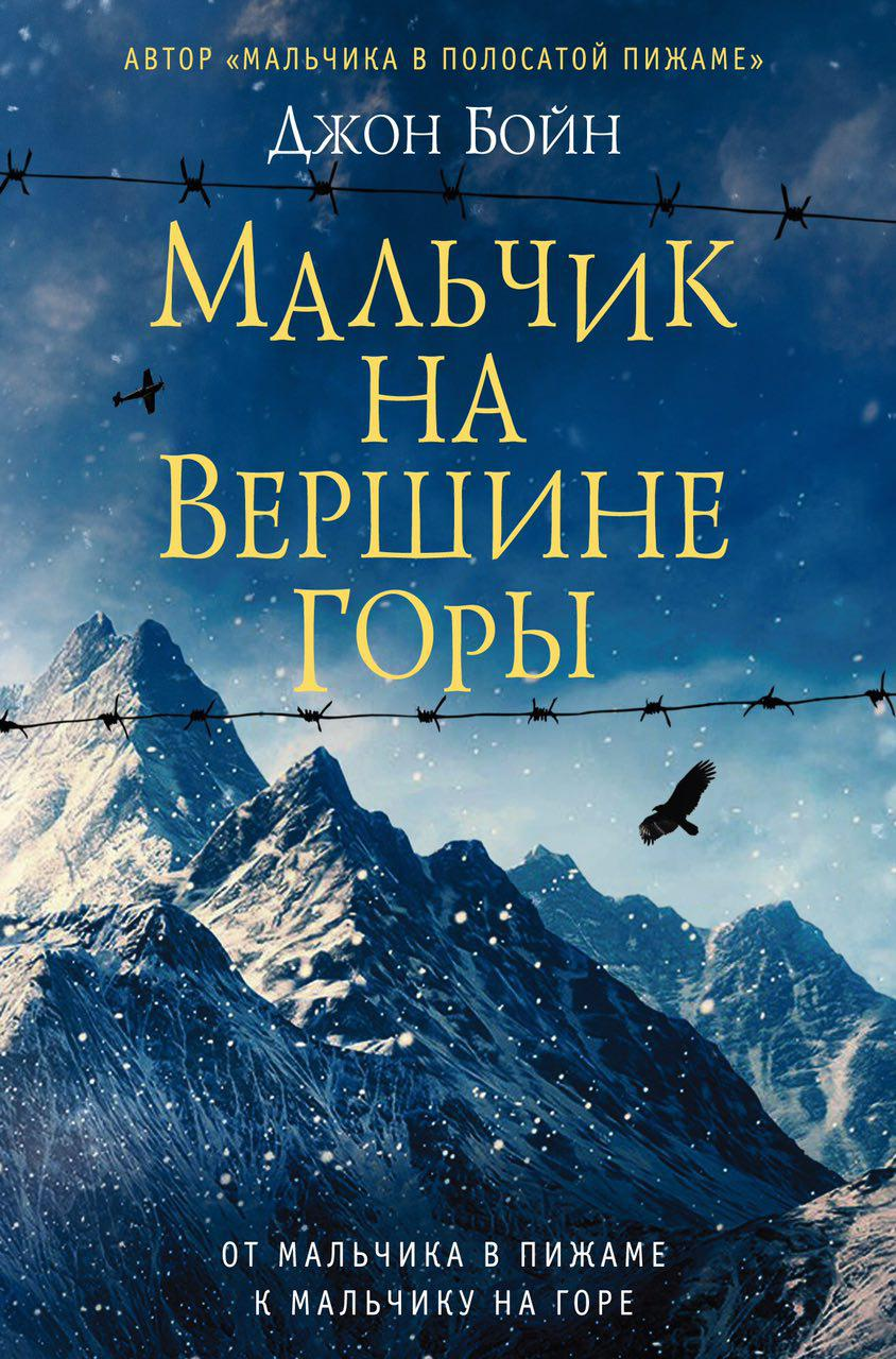 """Мальчик на вершине горы"" Джон Бойн"