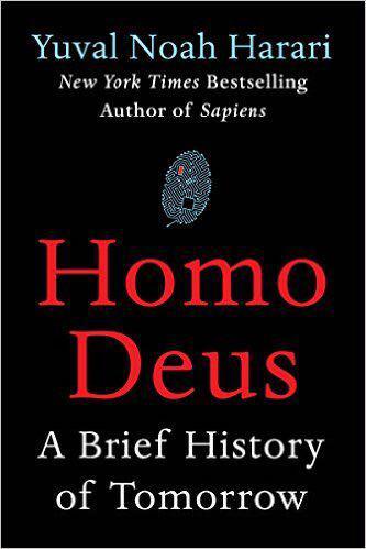 Homo Deus, Юваль Ноа Харари